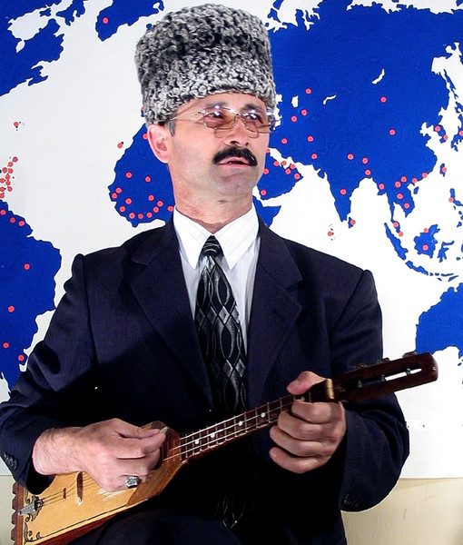 Сахиб Межидов - Возрождение (2001)