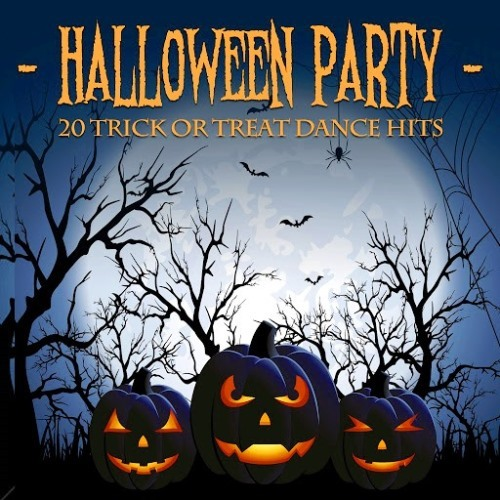 Halloween Party 20 Trick Or Treat Dance Hits  (2015)